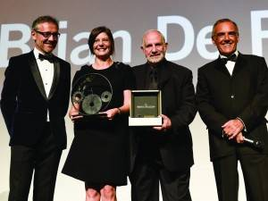 Jaeger-LeCoultre Presents Glory Of The Filmmaker Award To Director Brian De Palma