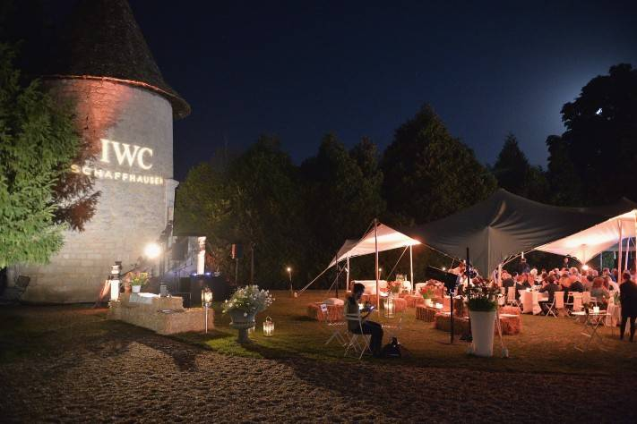Angouleme Film Festival Closing Dinner Hosted By IWC