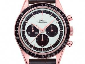 Omega Releases New Speedmaster Chronograph In Honor Of The First Omega In Space