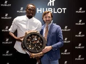 Usain Bolt Hublot