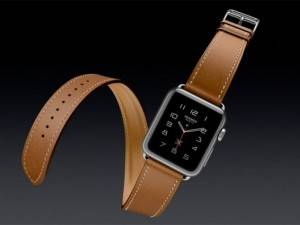 Hermes Partners With Apple Watch For High-End Polish