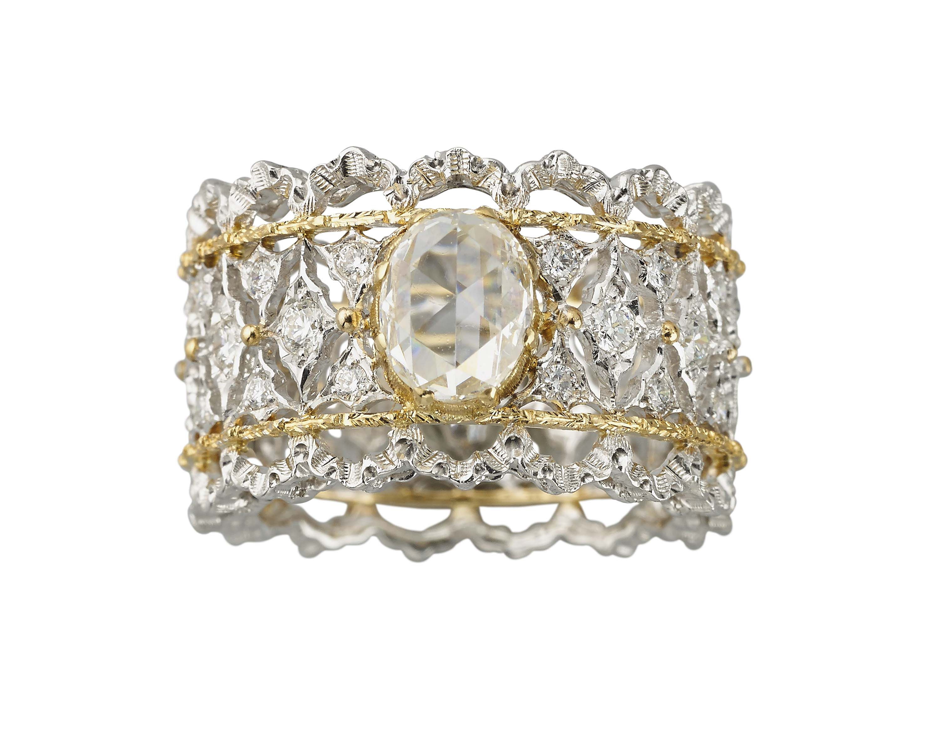 Buccellati Lace Ring