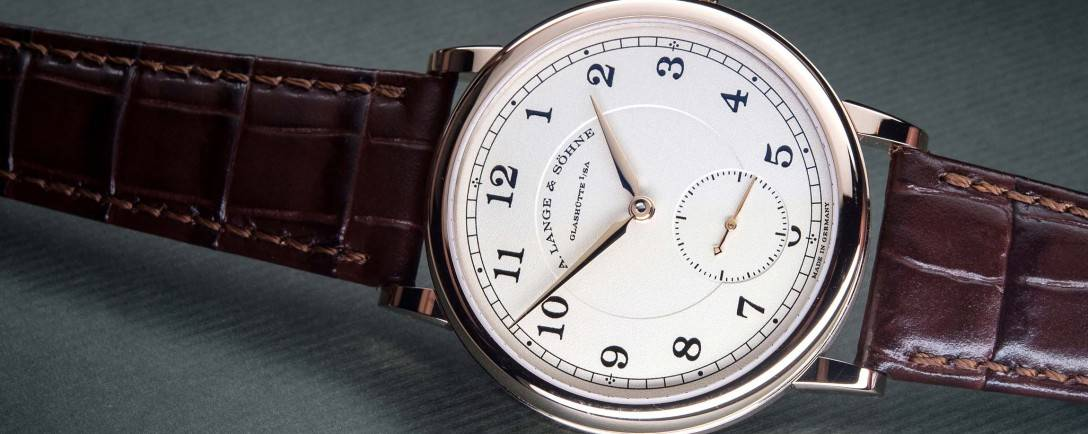 Watches & Wonders 2015: A. Lange & Söhne