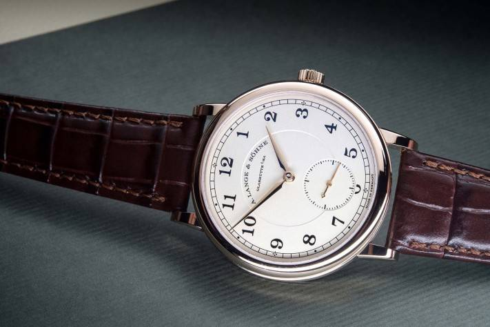 FEATURE A. Lange & Söhne 1815 Anniversary Of F.A. Lange In Honey Gold Watches & Wonders 2015-2