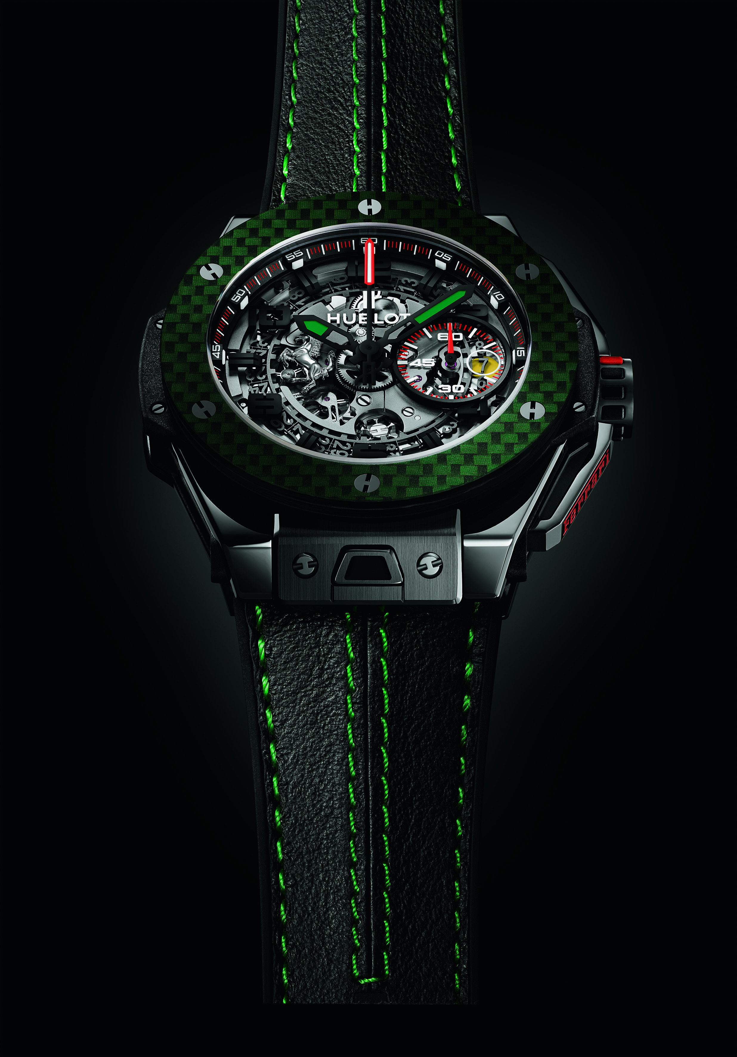 hublot pays tribute to the mexican grand prix with 10. Black Bedroom Furniture Sets. Home Design Ideas