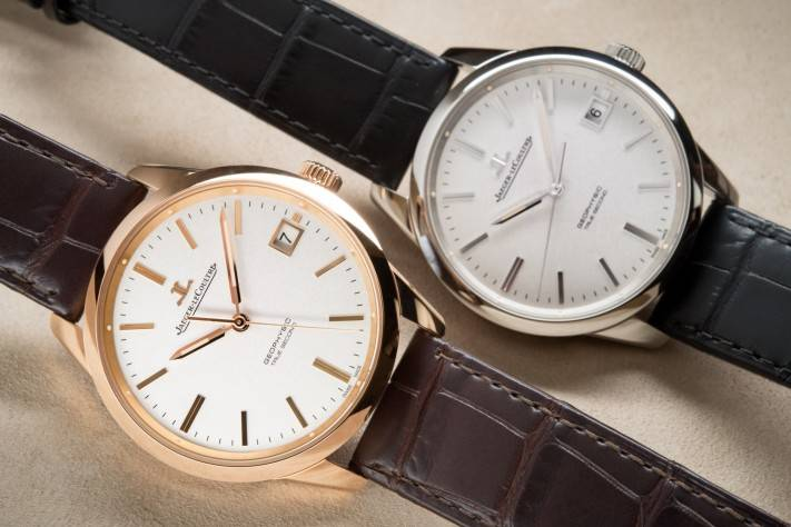 Jaeger-LeCoultre Geophysic True Second Watch Collection
