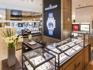 Jaeger-LeCoultre Opens Boutique At The Galeries Lafayette