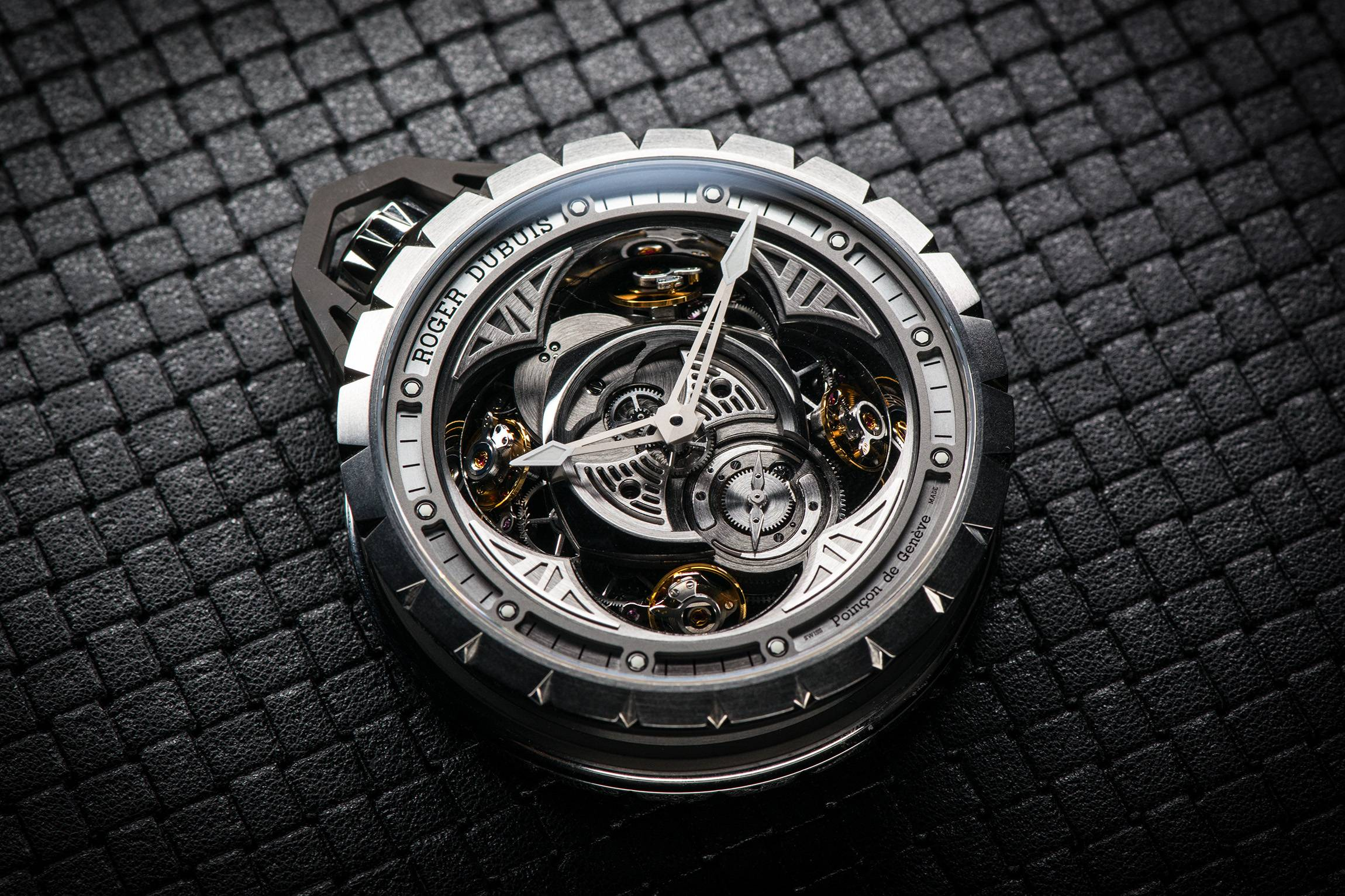 Replica Roger Dubuis Excalibur Spider Pocket Time Instrument Pocket Watch Watches & Wonders 2015