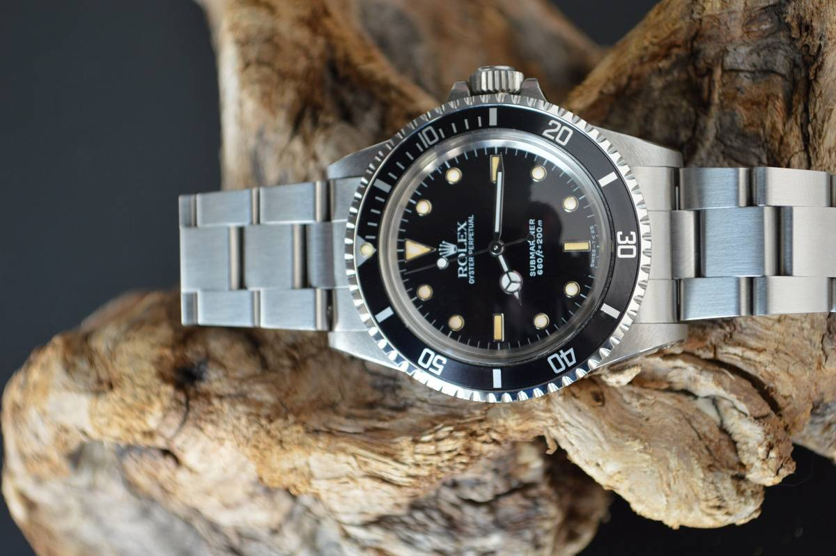 Replica Rolex Submariner Reference 5513