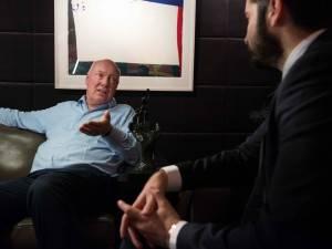 Arthur Touchot Interviews Jean-Claude Biver for Haute Time