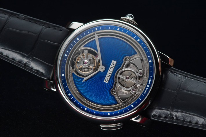 Cartier Rotonde de Cartier Minute Repeater Flying Tourbillon Calibre 9402 MC