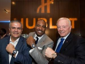 Hublot Launches Latest Timepiece With The Dallas Cowboys