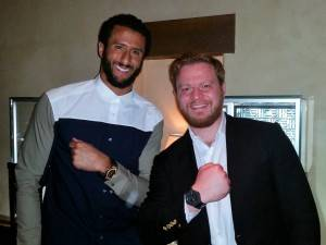 Inside Hublot's Exclusive Dinner For Colin Kaepernick in San Francisco