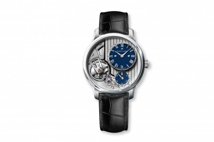 Maurice Lacroix Materspiece Gravity Harrods Exclusive Limited Edition