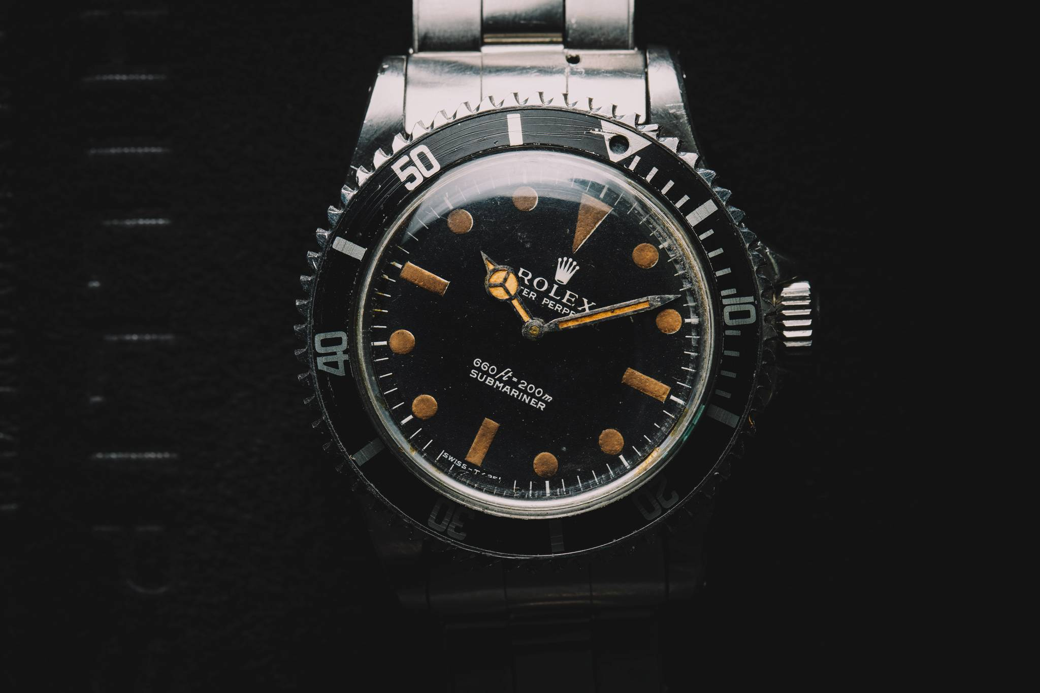 Rolex 'James Bond' Submariner from 'Live and Let Die', Reference 5513, Stainless Steel, 1972