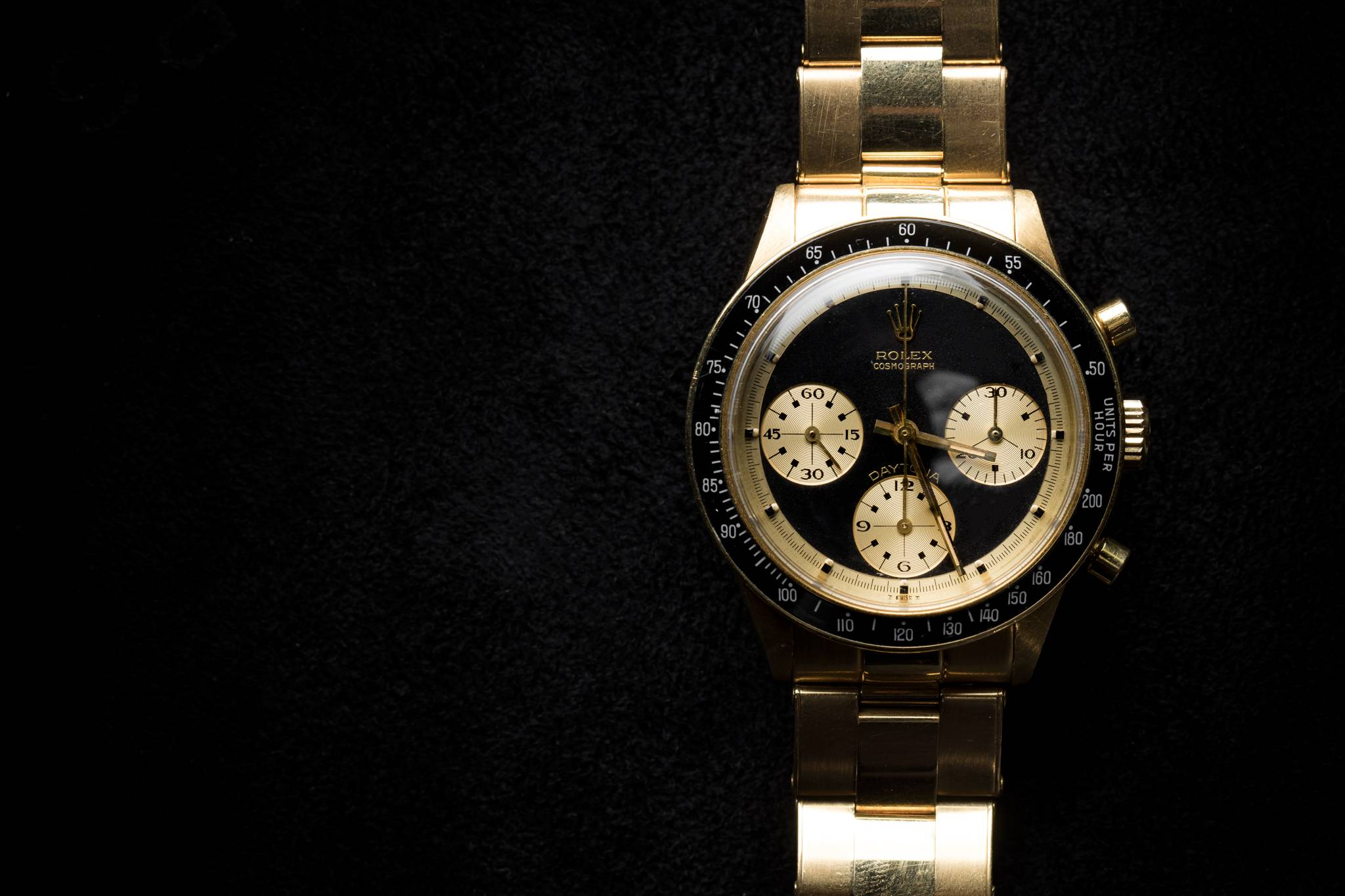Rolex 'The Hermès Paul Newman', Reference 6241, Yellow Gold, 1968 Feature