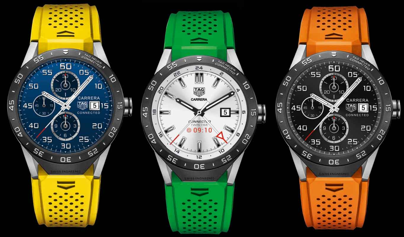 This Tag: Introducing The TAG Heuer Connected, The First Swiss