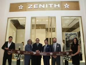 Zenith Opens Restored Boutique In Dubai Mall