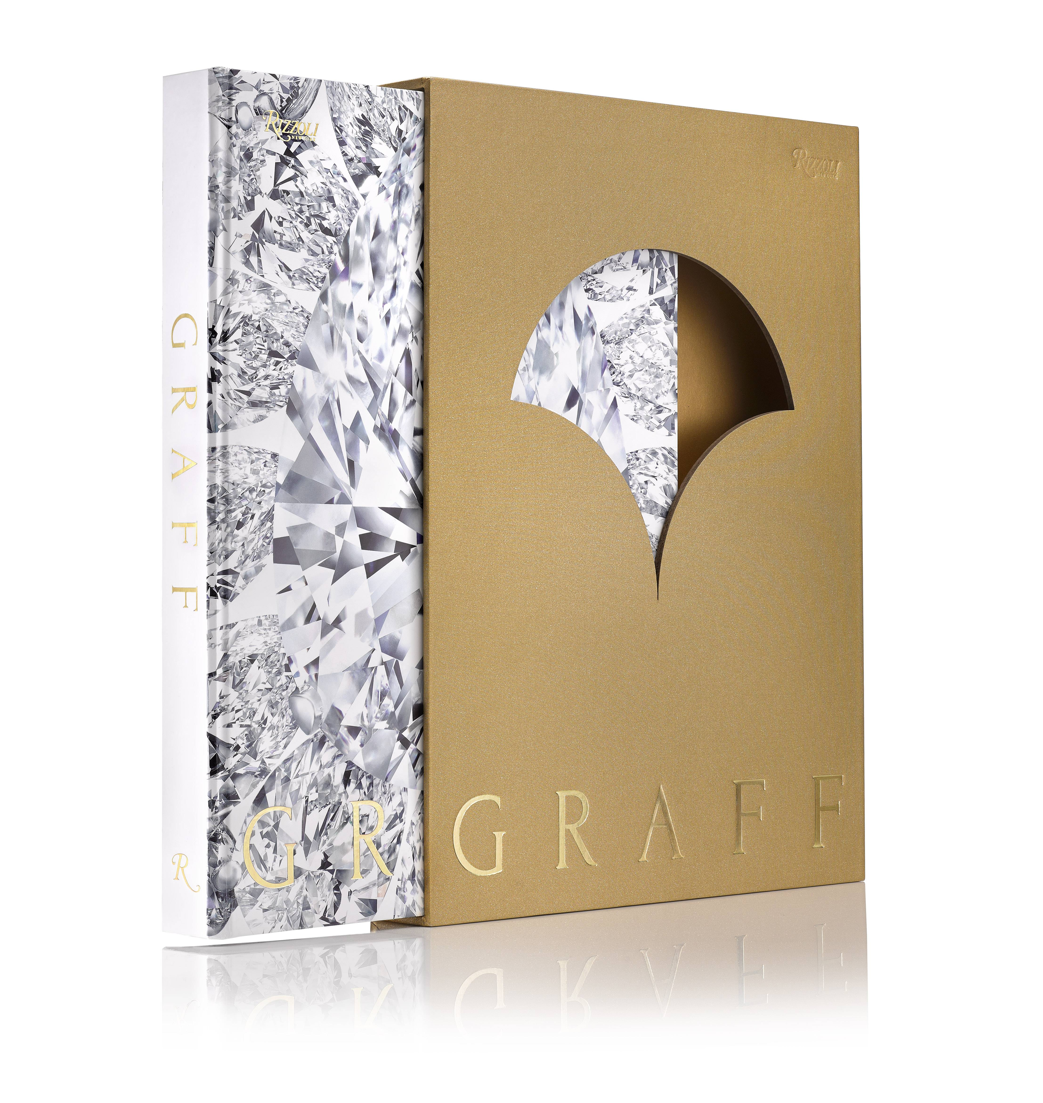 Graff Coffee Table Book with Slipcase
