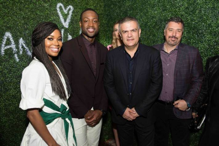 Dwyane Wade and Haute Living Host Hublot Collector's Dinner at Art Basel Miami 5