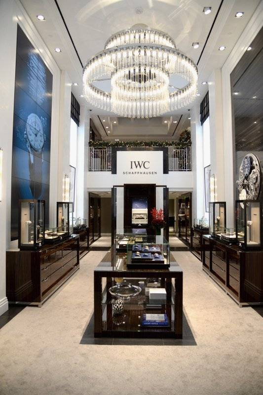 IWC Boutique Opening Rodeo Drive 5