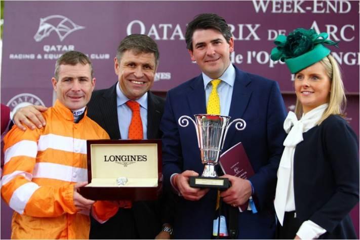 The Qatar Grand Prix de L'Arc de Triomphe 2015