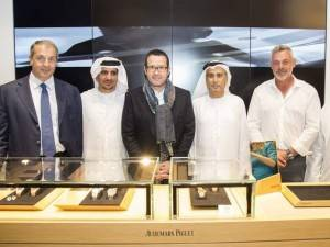 Audemars Piguet Launches New Boutique In The Mall Of The Emirates
