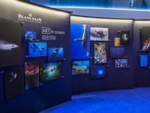 Blancpain Ocean Commitment Exhibition 1