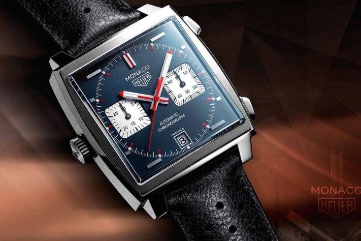 Tag Heuer Monaco Calibre 11 Chronograph