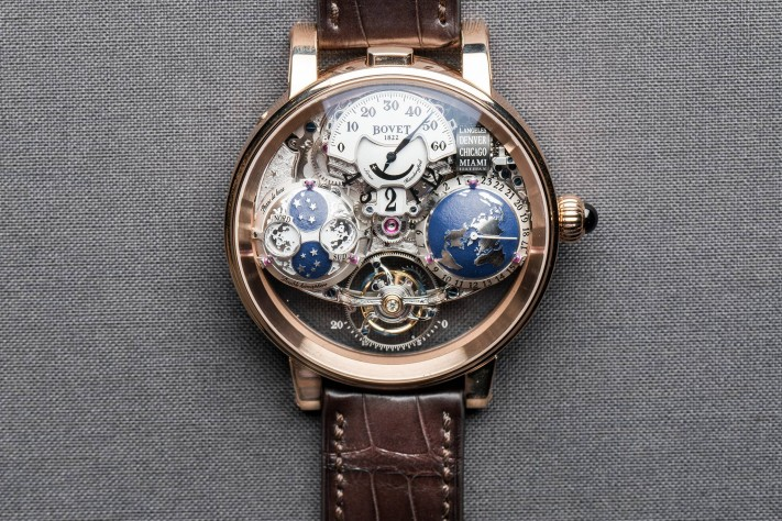 Bovet Récital 18 - The Shooting Star Watch 2016