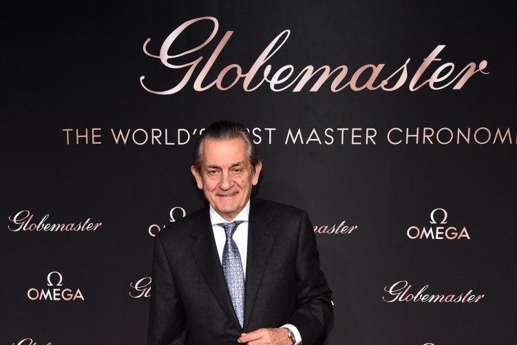 OMEGA Launches the Globemaster with Eddie Redmayne 1