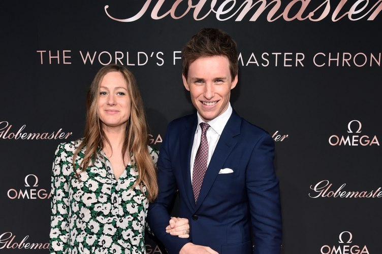 OMEGA Launches the Globemaster with Eddie Redmayne 2