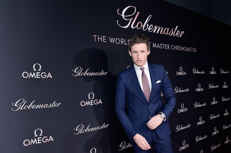OMEGA Launches the Globemaster with Eddie Redmayne 1