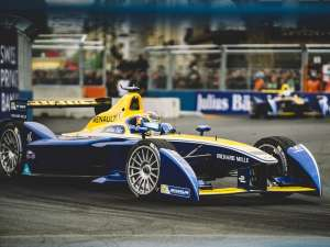 Richard Mille And e.dams-Renault Compete In Formula E Grand Prix In Paris