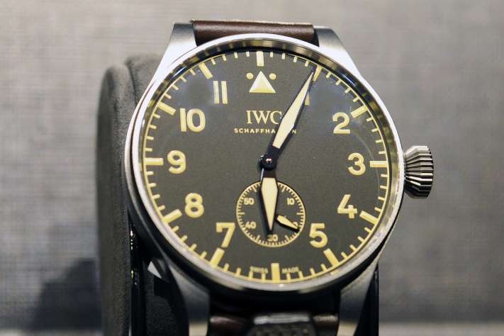 IWC Launches the New 2016 Pilot's Watches in Singapore