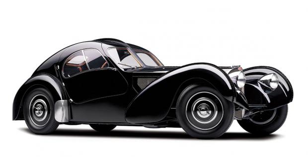 Haute Auto Bugatti