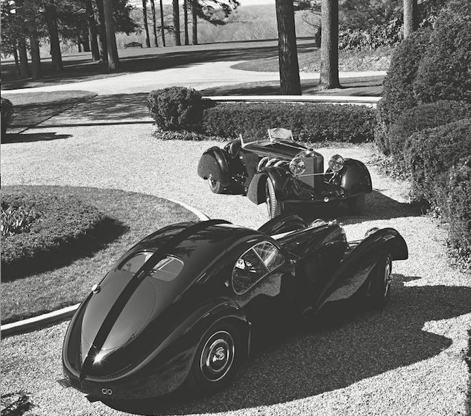 RL Bugatti