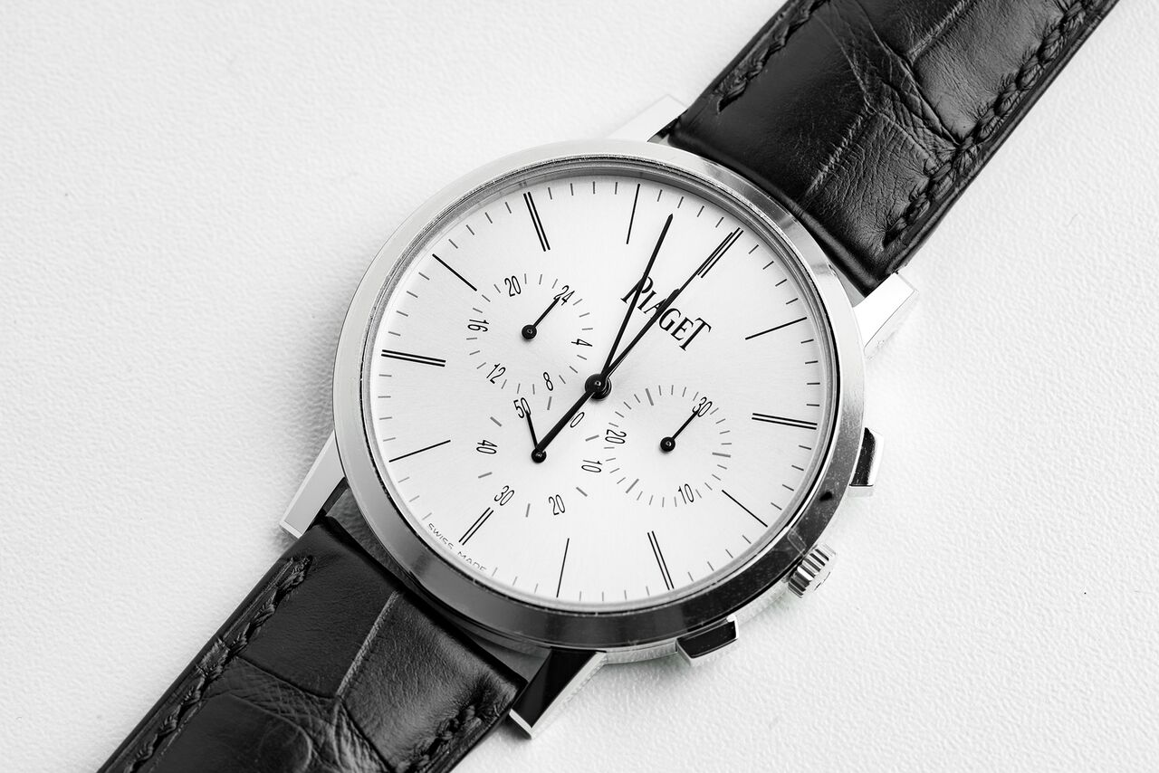 Piaget Altiplano Chronograph, 2016