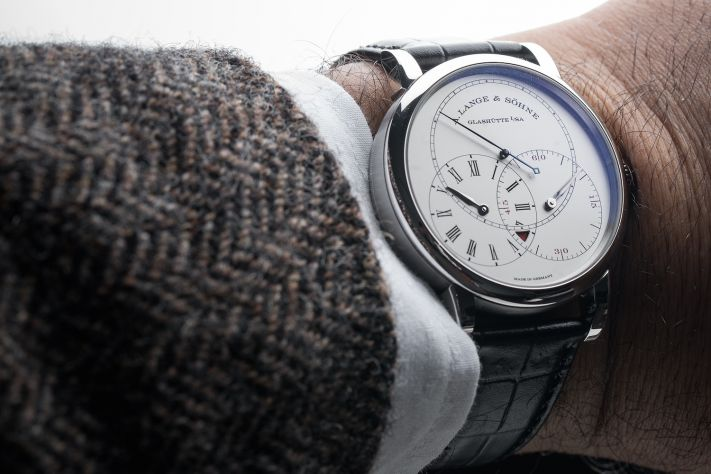 Hands On With The A. Lange & Söhne Richard Lange Jumping Seconds