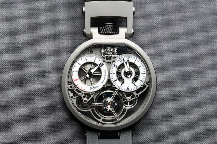 Presenting The Bovet Flying Tourbillon OTTANTASEI Designed By Pininfarina