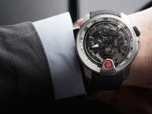 HYT And Alinghi Collaborate For The Limited Edition H2 Alinghi