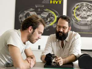 Private Time With Jean-Eric Vergne: The Perfect Ambassador For HYT Hydro Mechanical Horologics And The BAD BOY SKULL