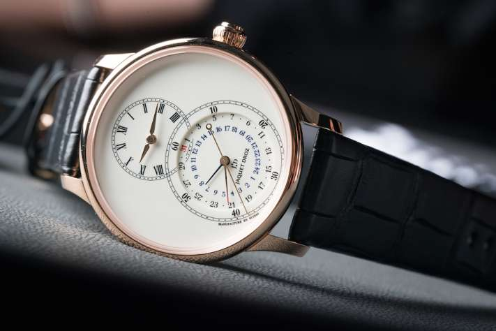 The Jaquet Droz Grande Seconde And The Béjart Ballet Lausanne