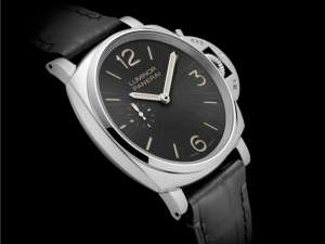 "Panerai Introduces 12 New Timepieces At ""Dive Into Time"" Exhibit In Florence"