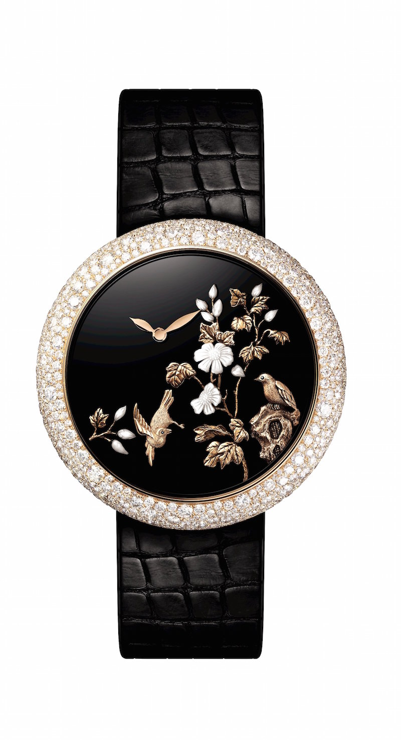 3 Sensational Watches That Use Fabric And Lace Dials Just In Time For Mother S Day