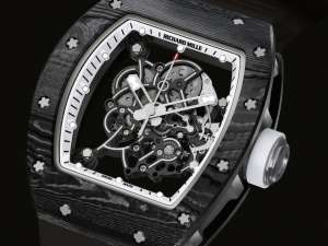 "Richard Mille and Bubba Watson Unveil RM 055 ""White Legend"" and ""Dark Legend"""