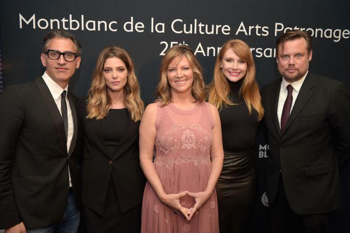 Montblanc Hosts 25th Annual Montblanc de la Culture Arts Patronage Award