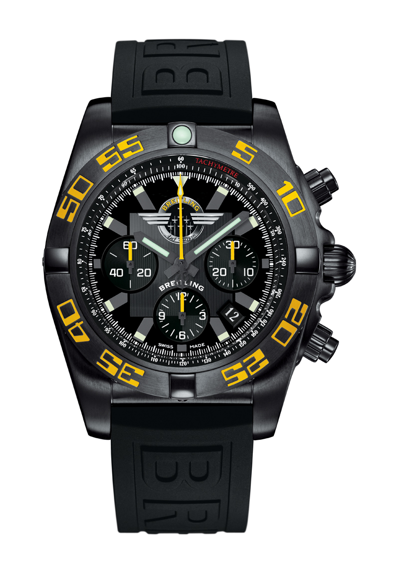 Chronomat 44 Breitling Jet Team American Tour Limited Edition watch