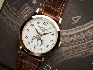 Three Annual Calendars From Patek Philippe, Blancpain, and Montblanc