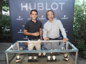 Inside Hublot's Gentlemen's Night Out at the W Hotel South Beach